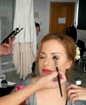 maquillaje experto - servicios para Novias